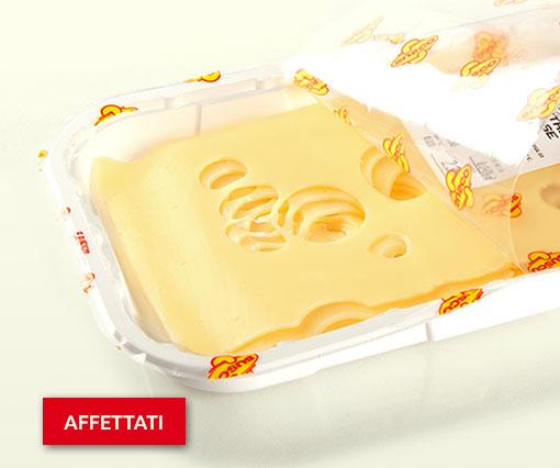 formaggi affettati